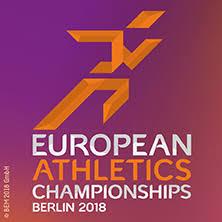 EK atletiek 2018 Berlijn